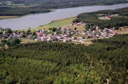 Działka Budowlana 3017m2 w Kaszubskim Parku Kraj.   Sprzedaz zamiana .