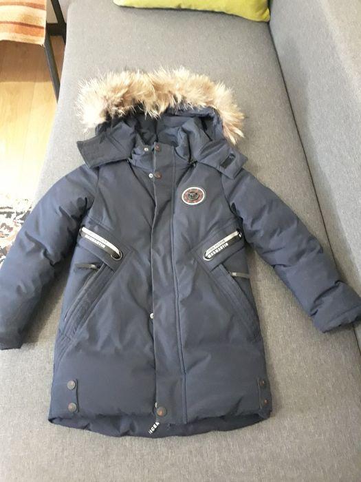 Зимняя курточка для мальчика. Бровары - изображение 1