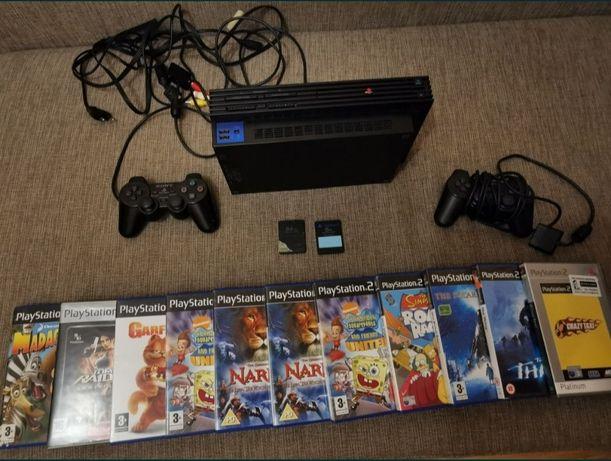 PlayStation 2 (gry i pady)