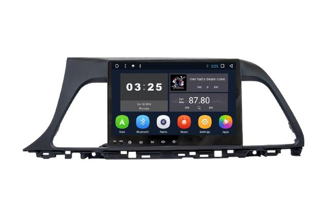 магнитола Sound Box SBD-4916-1G для Hyundai Sonata,установка магнитол
