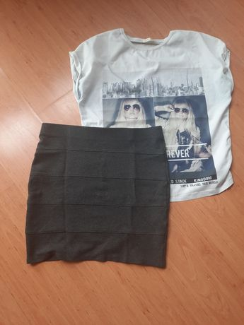 Paka damskich ubrań