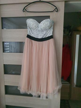Sukienka na wesele komunię