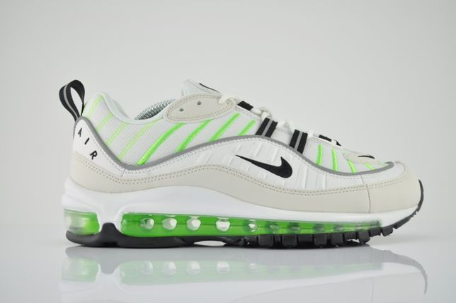"Nike WMNS Air Max 98 ""Summit White"" 38,5 40,5 białe nowe am98 PURRFECT"
