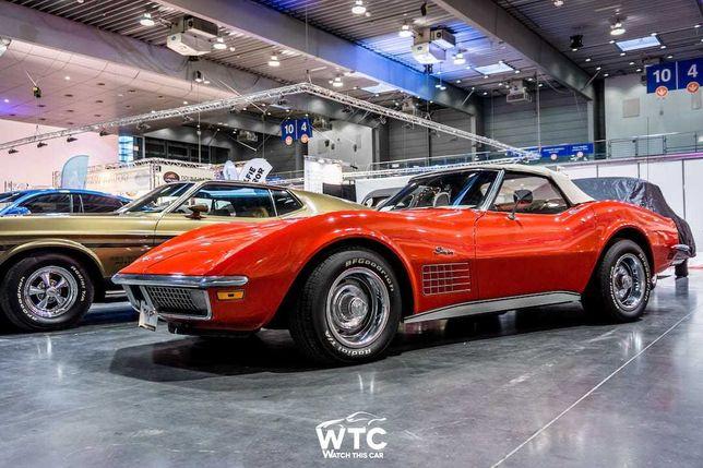 Auto do slubu.Samodzielna jazda klasykami!! Corvette,Mustangi,Camaro!!