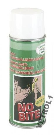Kanibalizm agresja zwierząt nobite 400 ml spray