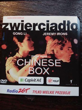 Jeremy Iron s w Chinese Box na dvd