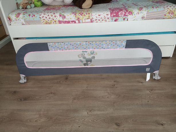 Grade / barra proteção para cama de criança