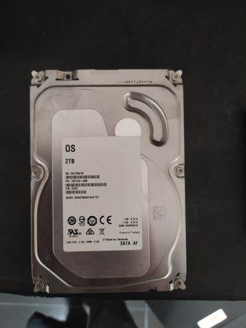 Продам HDD Seagate Barracuda 2TB жеский диск , в отличном состоянии