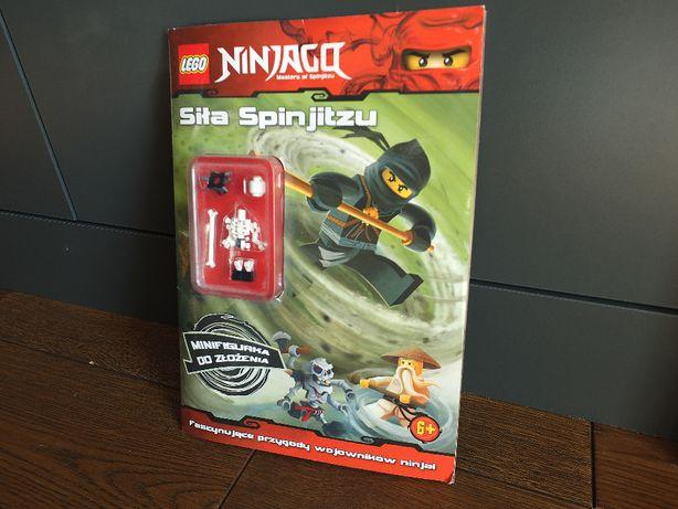 LEGO NINJAGO - SIŁA Spinjitzu + minifigurka CHOPOW