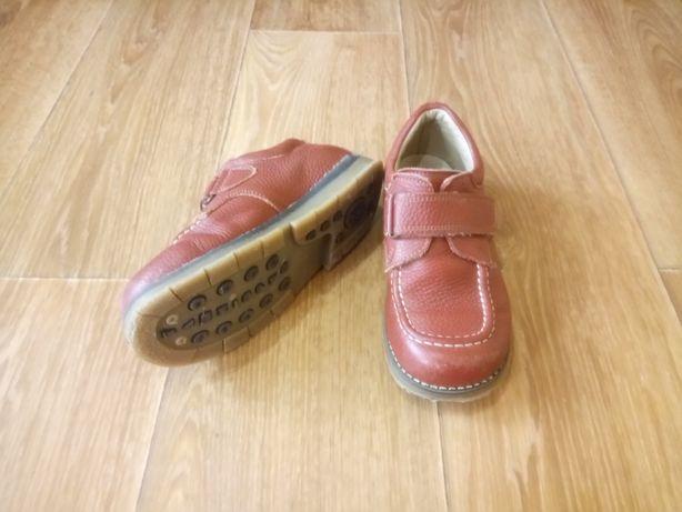 Ортопедические туфли ботинки Ортекс разм 29 ст 19,5 см