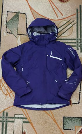 Куртка лижна, курточка лыжная, Salomon M-L.