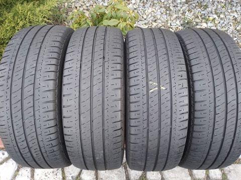 Opony Michelin 235/65 R16 C