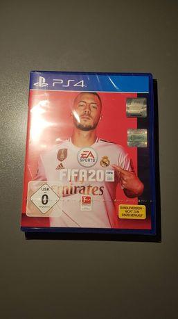 FIFA 20 PS4 - niemiecki