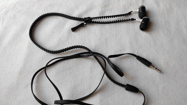 Навушники SOYT (блискавка)
