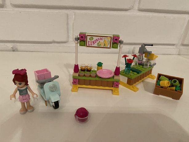 Lego Friends 41027 Stoisko Mii z napojami