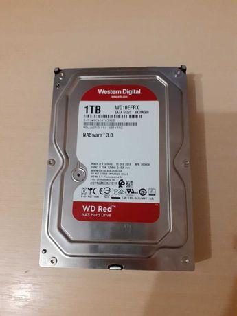 Жесткий диск Western Digital Red Plus 1TB 5400rpm 64MB 3.5 SATA III