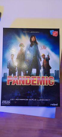 Gra planszowa Pandemic