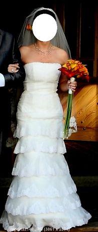 Suknia ślubna Cymbeline model Comtesse rozm. 36-38