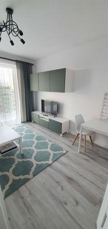 Wynajmę nowe mieszkanie 2 pokoje apartamentowiec Lublin Paganiniego 23