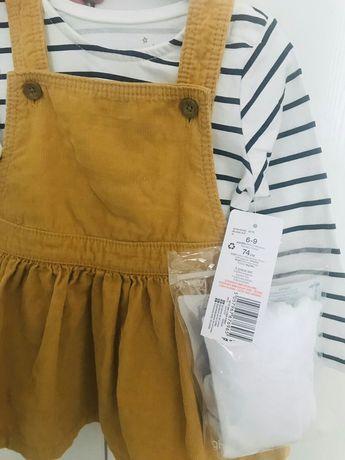 Платье сарафан  f&f плаття кофта блузка колготи