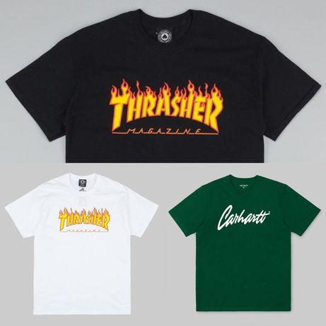 Pack Tshirt Trasher & Carhartt