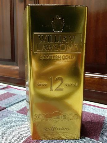 Barra de ouro William Lawson's 12 anos