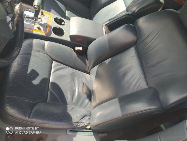 Volkswagen Phaeton komplet siedzeń i boczki