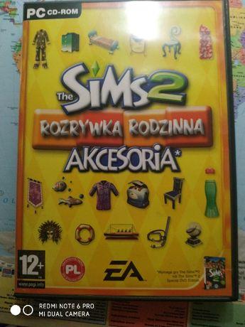 The Sims 2 rozgrywka rodzinna
