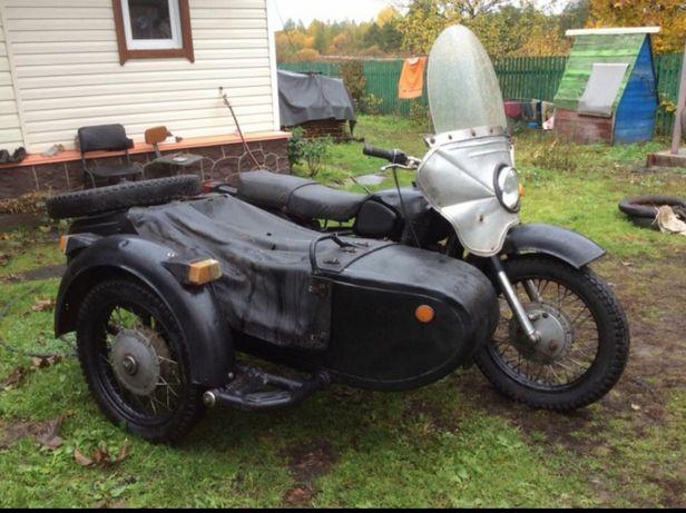Мотоцикл Днепр 11 МТ-1036