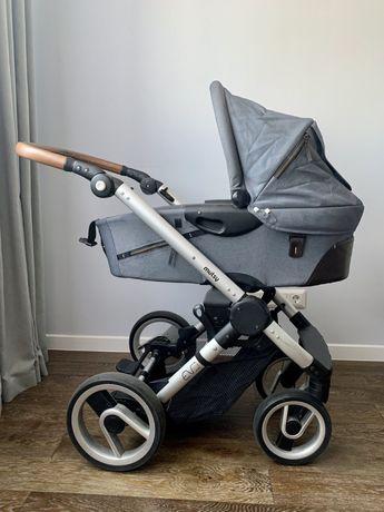 Детская коляска Mutsy Evo 2 в 1