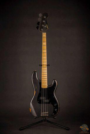 Gitara basowa precision bass Buzz Hornet - ideał