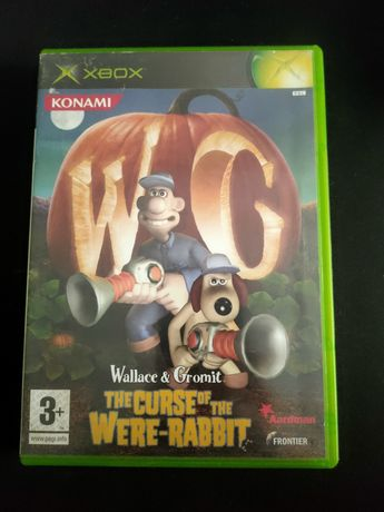Wallace & Gromit Xbox classic