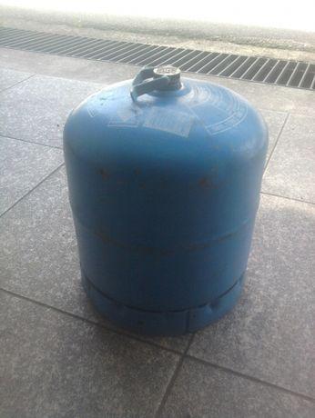 bilha ou butija de gaz campingaz