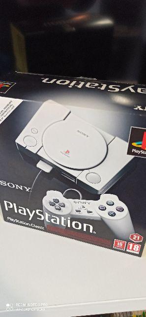 Psx mini - Playstation classic - przerobiona 35 gier