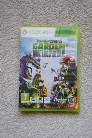 Xbox 360 Plants vs Zombies Garden Warfare