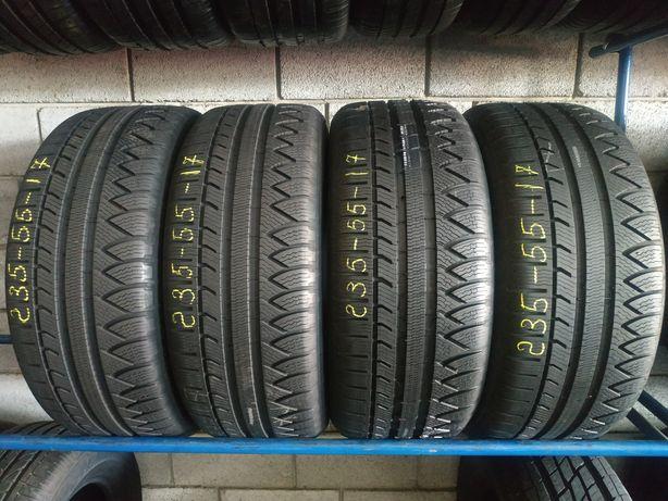 Зимові шини 235/55 R17 MICHELIN