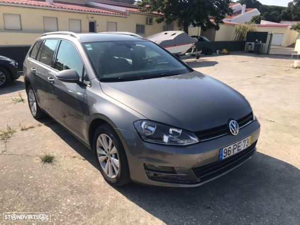 VW Golf Variant 1.6 TDi Trendline DSG