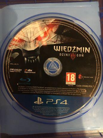 Wiedzmin PS 4
