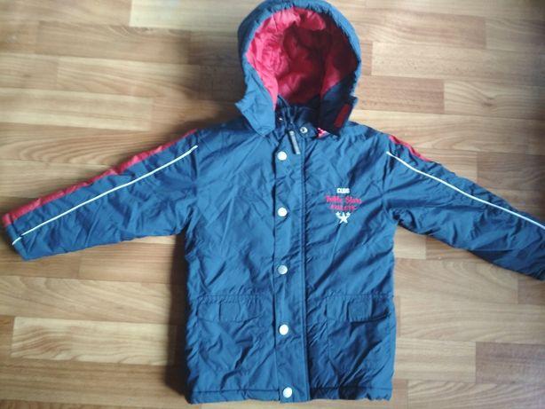 Куртка демисезон/фирма Gato Negro/теплая/не промокаемая/на 3 сезона