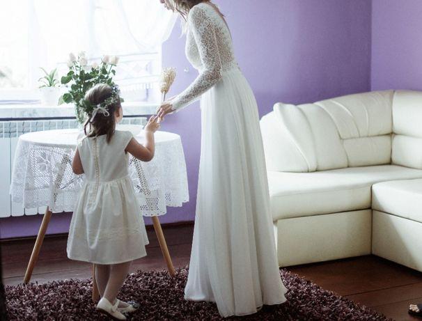 Suknia Ślubna GAJA Sabe Wedding Dress - kolekcja Bliss 2020