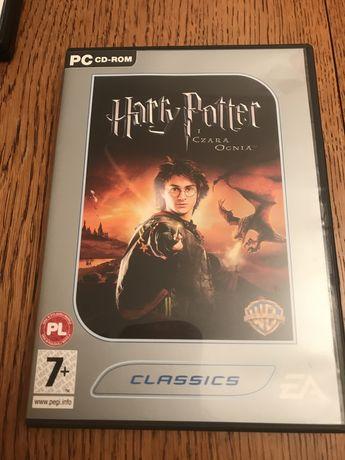 Harry Potter i czara ognia gra PC 2cd