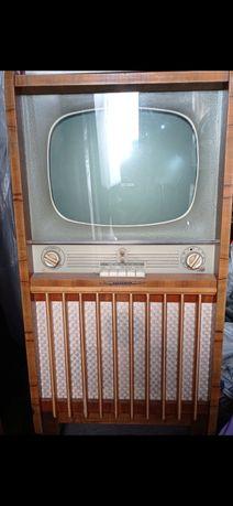Ретро-телевизор рубин-202