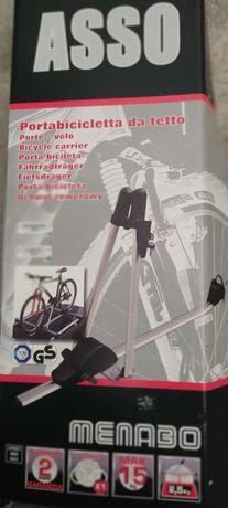 Porta bicicleta Asso Menabo