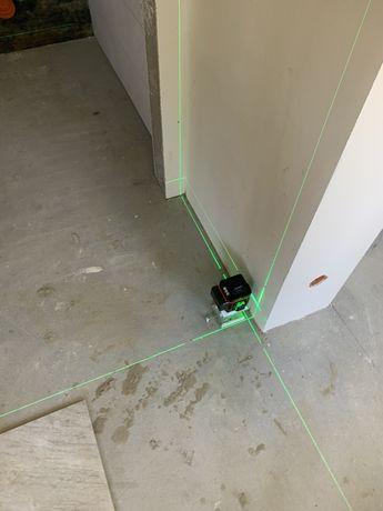 Laser 12 linii poziomica laserowa
