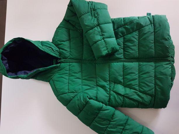 Kurtka dla chłopca 130 cm Benetton