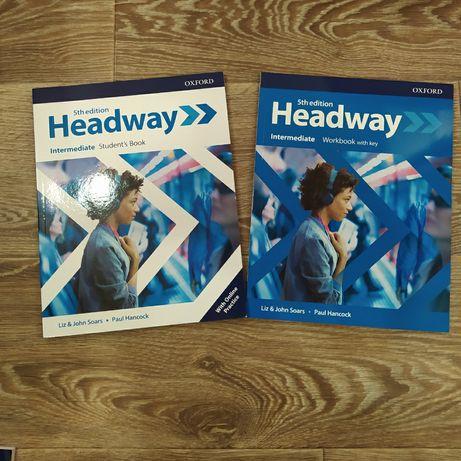 Учебник new headway 5th edition intermediate student's book with onlin