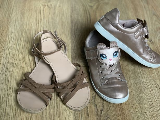 Две пары обуви H&M 33 размер