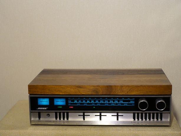 Редкий коллекционный аудиофильский ресивер BOSE EQUALIZER RESIVER 550