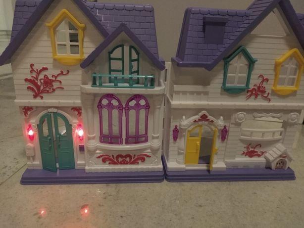 Domek dla lalek dla dziewczynki