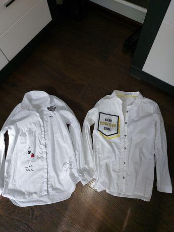 RESERVED i Cool Club 152 dziewczęca koszula 2 sztuki ZESTAW